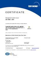 TÜV NORD CERT ISO 14001 2015