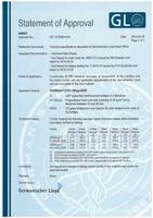 GL-Certificate SAERfoam