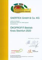 Ökoprofit-Betrieb Kreis Steinfurt 2020