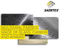 Flyer Multiaxial Fabrics