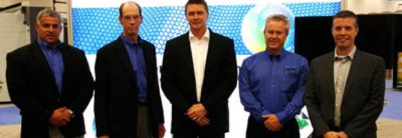 Kooperation STX USA und NAC