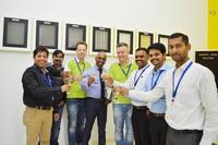 SAP GO LIVE AT SAERTEX INDIA