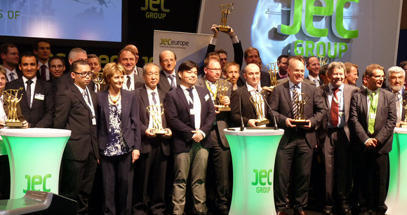 JEC Innovation Award 2014