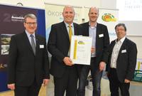 SAERTEX erhält Ökoprofit Zertifikat
