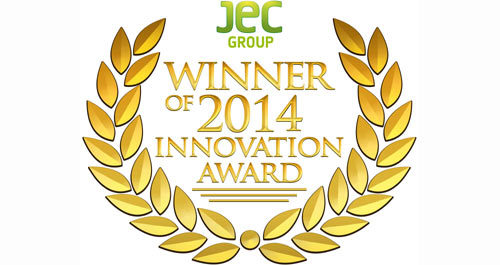 SAERTEX JEC Innovation Award 2014