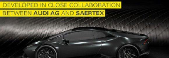 Carbon Audi SAERTEX