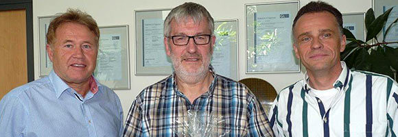 25 Jahre bei SAERTEX - Paul Helming