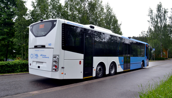 SAERfoam® FOR SCANIA CITY BUSES