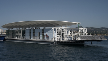 New Toulon Ferry Terminal