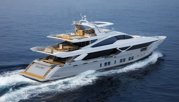 Superyacht Benetti F125